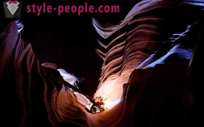 Tour of the Antelope Canyon