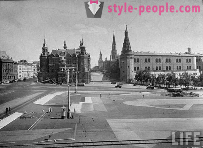 Rare pictures - summer 1941 in Moscow