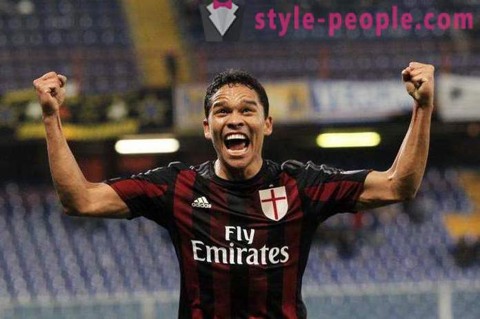 Carlos Bacca: career, achievements and player awards