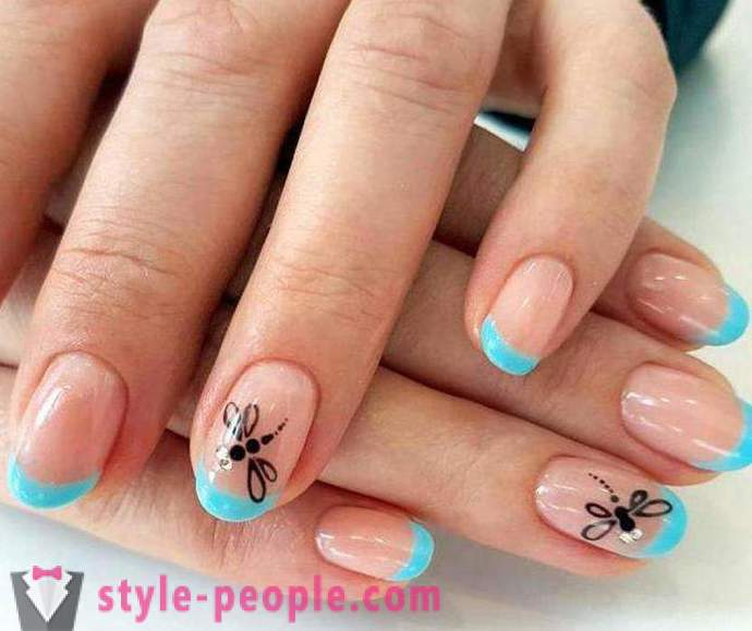 Fashionable idea of ​​the French manicure: Recommendations and description