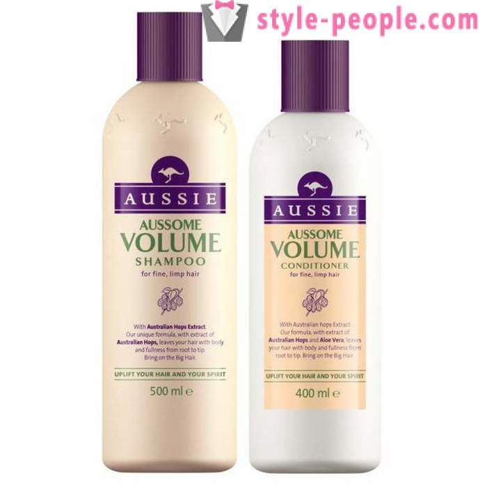 Aussie (shampoo): reviews, composition, manufacturer ranking. The best shampoo for dry and damaged hair