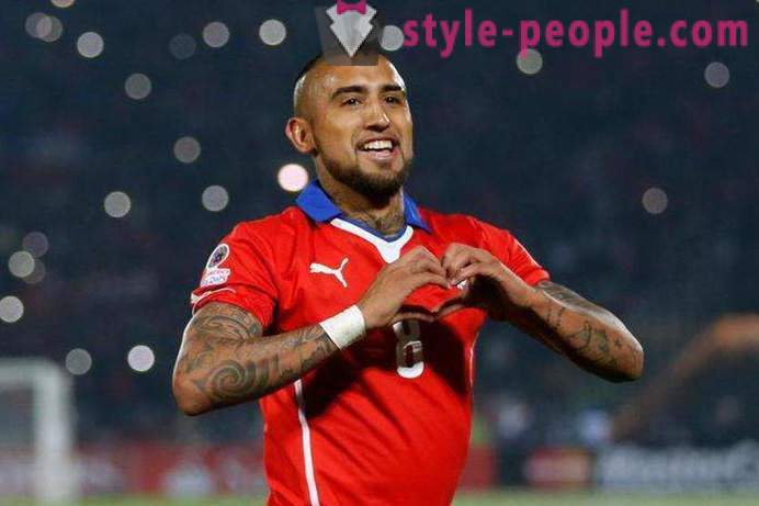 Arturo Vidal: a true football warrior