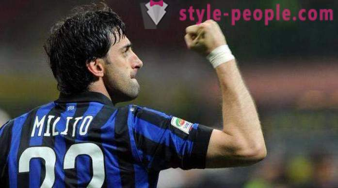 Diego Milito: biography and personal life