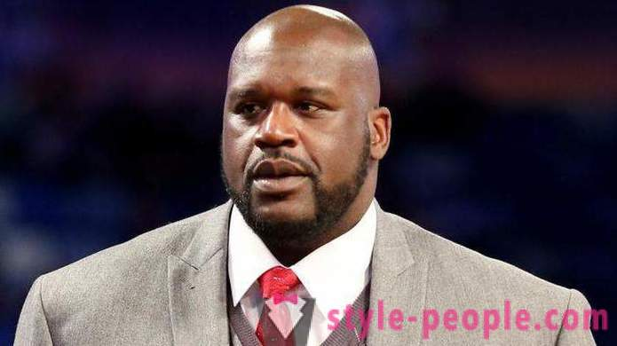 American basketball player Shaquille O'Neal (Shaquille O'Neal): biography, personal life