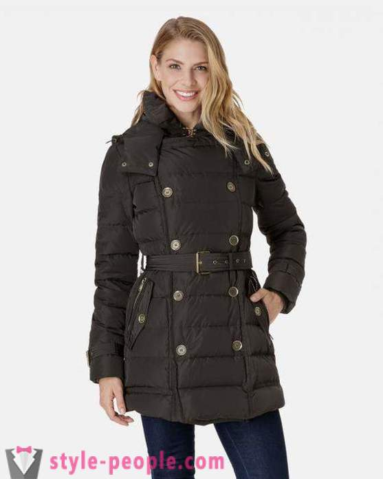 How to choose a jacket for the winter by the female figure, size, quality?