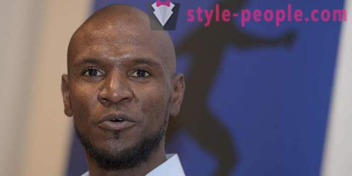 Eric Abidal: biography player, personal life, sports career