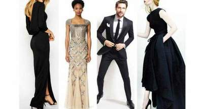 Dress code Black Tie for men and women: a description, features and reviews
