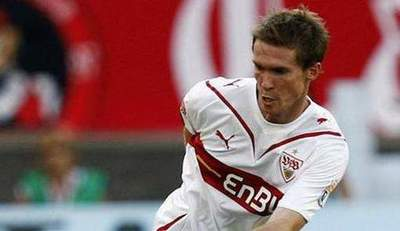 The legendary Belarusian footballer Alexander Hleb