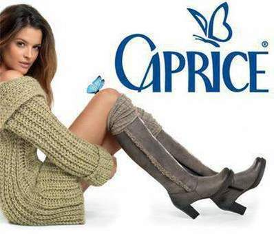 Caprice Shoes company: customer reviews, model and manufacturer