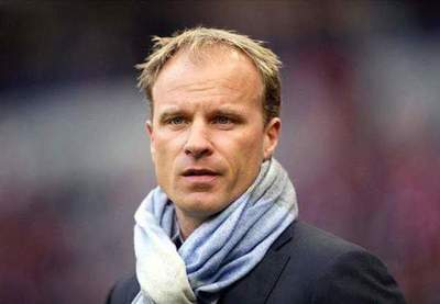 Dennis Bergkamp - Dutch football coach. Biography sports career