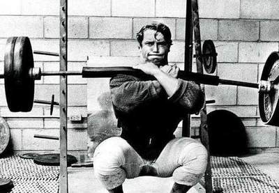 Workout Arnold Schwarzenegger (the program)