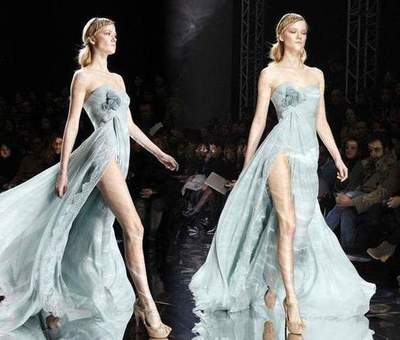 Elie Saab: Dress for real women