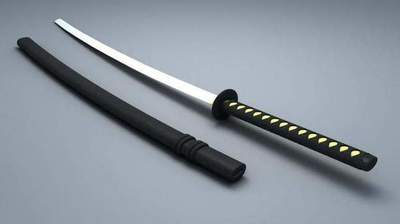 Japanese sword: name, types, production, photos