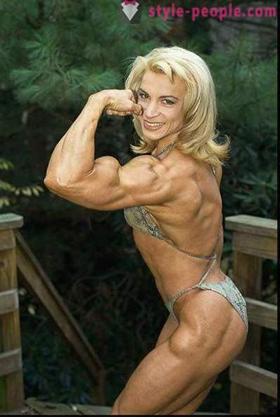 Famous female bodybuilders