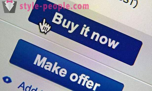 How to make and how to make purchases on eBay