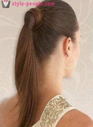 Light hairstyles for each day
