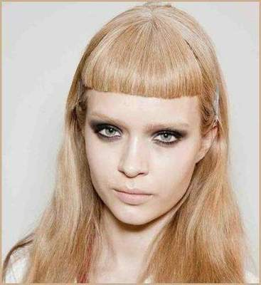 Style and originality, which gives short bangs
