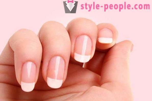 How to do a manicure right