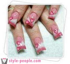 Nail gel coat at home