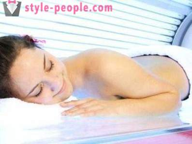 How to quickly get a tan in the solarium, and look natural